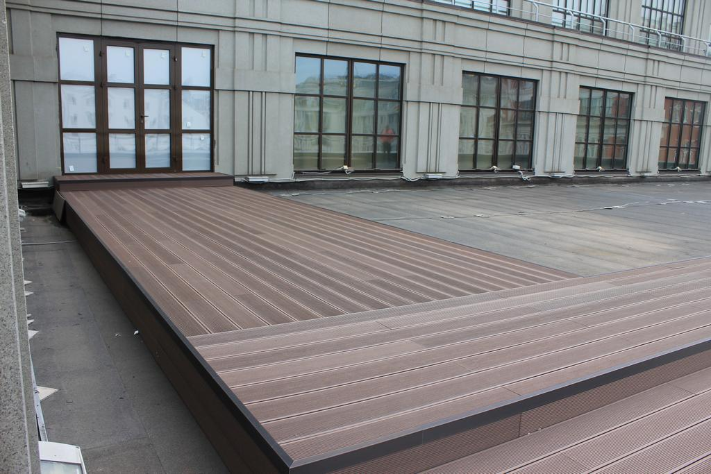 Крыша ЦУМа, помещение под разные закрытые мероприятия, г. Москва