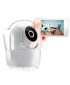 Автоматика Моторизированная внутренняя камера HD VISIDOM ICM100 WiFi/LAN