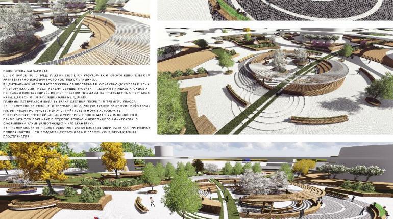 Архитектурно-ландшафтный комплекс «Тушино»